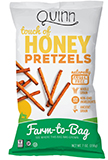 Honey Pretzels