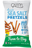 Sea Salt Pretzels