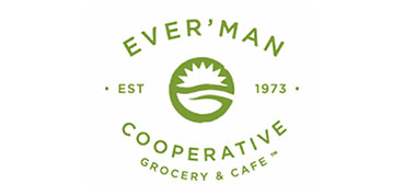 Ever'man Co-op Logo