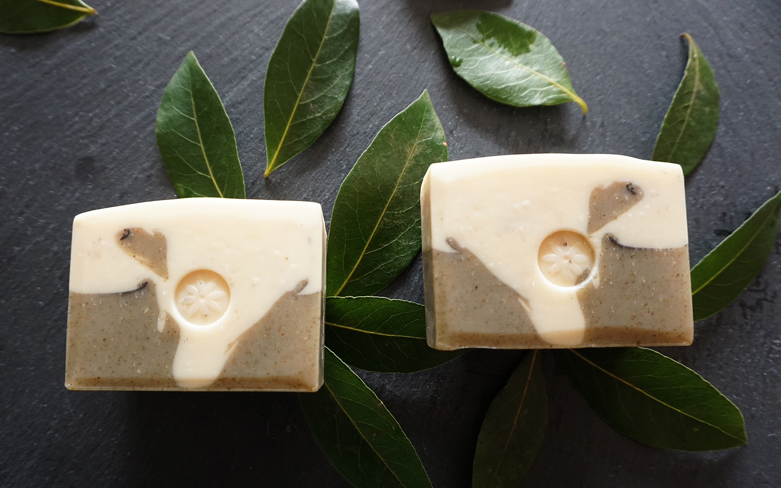 Eucalyptus Hearts Soap