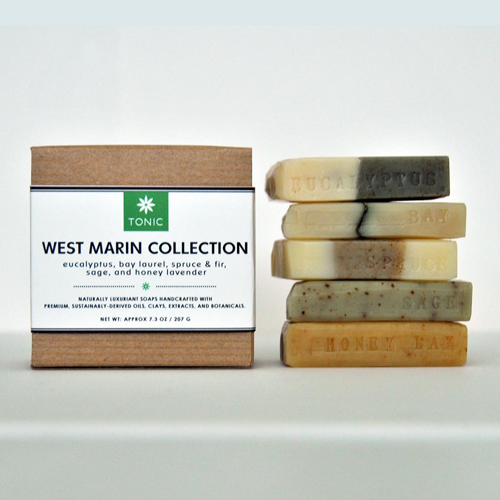 West Marin Mini Bar Soap