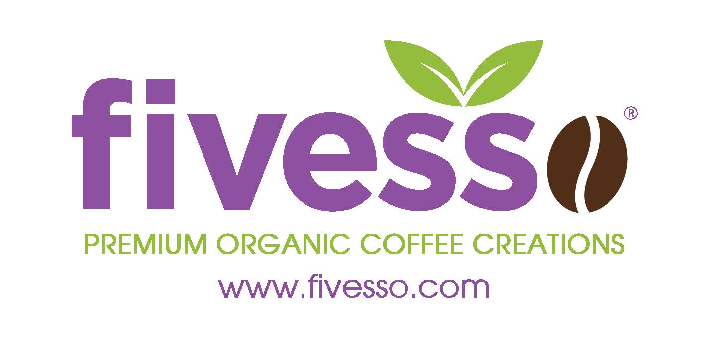 Fivesso Purple logo